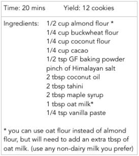 cookies.ingredients